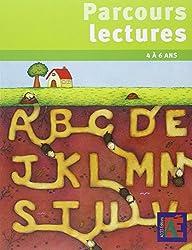 Parcours lectures 4 à 6 ans