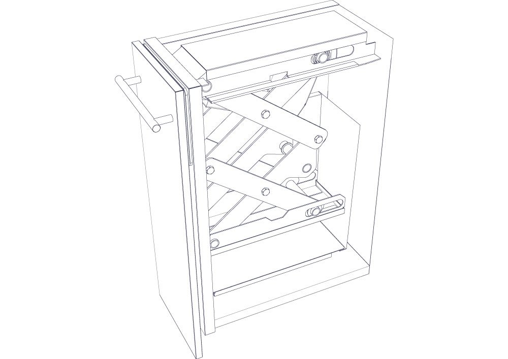 Krushr K015 Panel Required Recycle Compactor, 15-Inch by Krushr