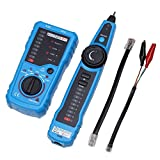 Wire Tracker Rj11 Rj45 Line Finder Handheld Network Cable Tester For Cable Collation, Telephone Line Tester