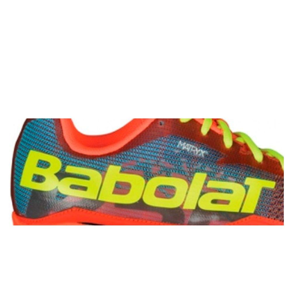 Babolat Jet Team Padel M 2018, Adultos Unisex, Naranja/Gris, 46: Amazon.es: Deportes y aire libre