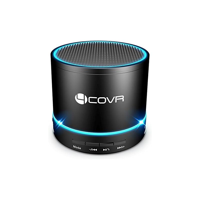 Wireless Bluetooth Speaker - Forcovr Min