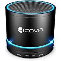 Wireless Bluetooth Speaker - Forcovr Mini LED Best...