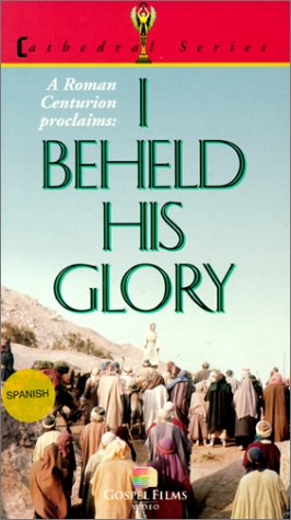 I Beheld His Glory [VHS] by Gospel Films