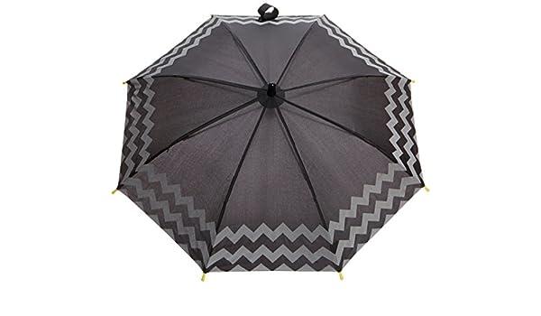 Fulton Junior 4 - Paraguas para niños, color negro (back to school), talla única: Amazon.es: Equipaje