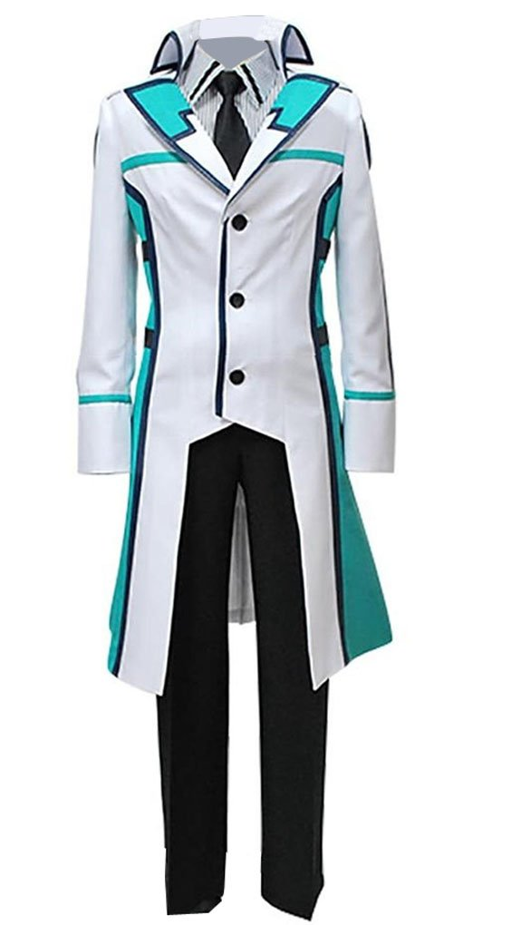 Shiba Tatsuya Costume Irregular at Magic High School Uniform Cosplay Outfit L by Fantasy_Outlet