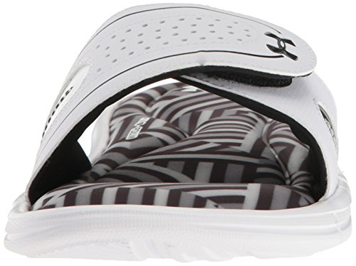Under Armour Women s Ignite Finisher VIII Slide Negro/Blanco