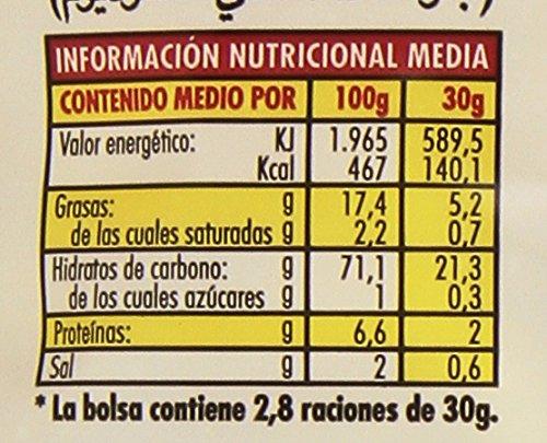 Risi - Gusanitos - Aperitivo de Maíz - 85 g