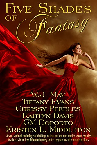 Five Shades of Fantasy: Paranormal Fantasy Anthology