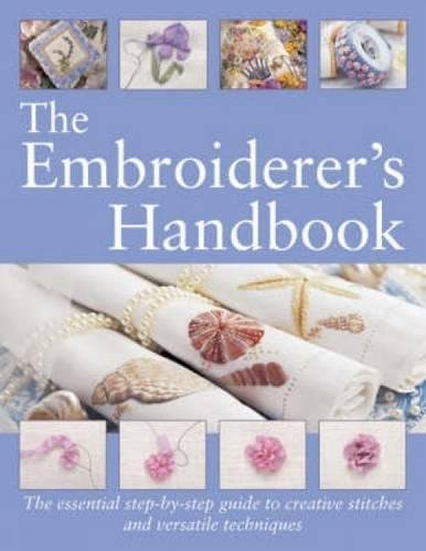 The Embroiderer's Handbook (Bauer Lace)
