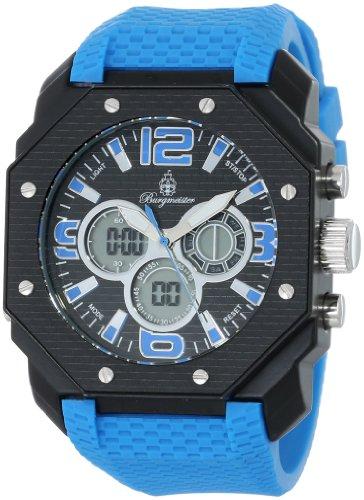 Burgmeister Men's BM901-623 Tokyo Analog-Digital Watch