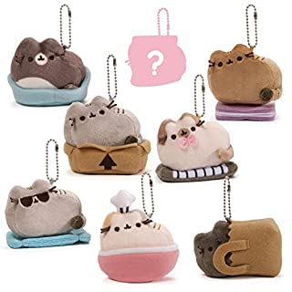 GUND Pusheen Surprise Series #3 Places Cats Sit Stuffed Animal Plush, 2.75""