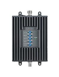 1 kit amplificador de señal de teléfono celular Surecall Fusion4Home, Antenas omni de látigo, Solid