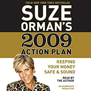 Suze Orman's 2009 Action Plan Audiobook