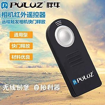 Studyset PULUZ - Disparador inalámbrico con Mando a Distancia para ...