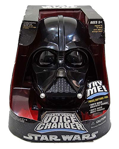 Hasbro Star Wars Darth Vader Voice Changer]()
