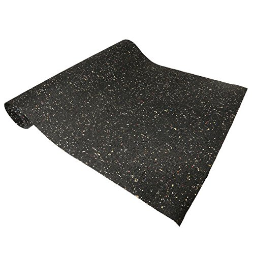 US Cargo Control Rubber Friction Non-Slip Coil Mat: 30' x 50'