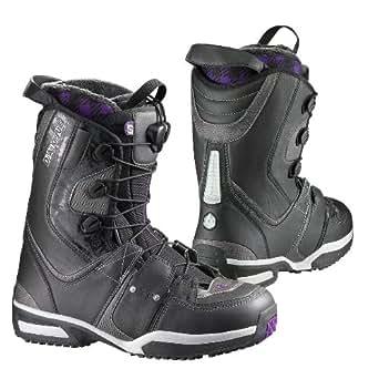 Salomon Dialogue Snowboard Boot - Men's Snowboard boots 29 Black/White