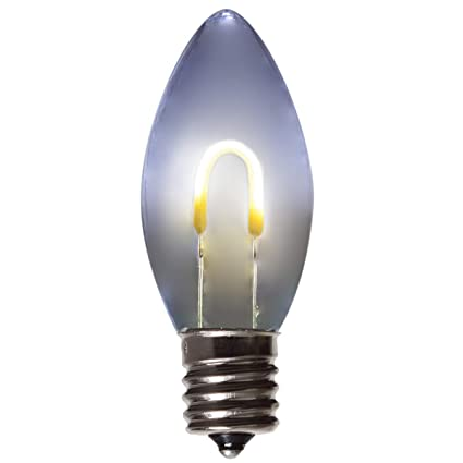 Amazon Com C9 Christmas Light Edison Bulbs Vintage