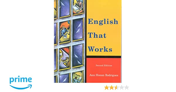 English That Works: 9780618054169: Business Communication Books ...
