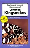 General Care and Maintenance of Common Kingsnakes, David Perlowin, 188277020X