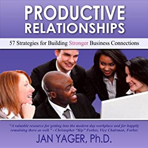 Productive Relationships Audiobook