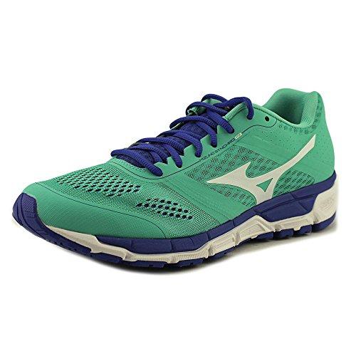 mizuno-womens-synchro-mx-w-running-shoe-electric-green-white-dazzling-blue-85-b-us