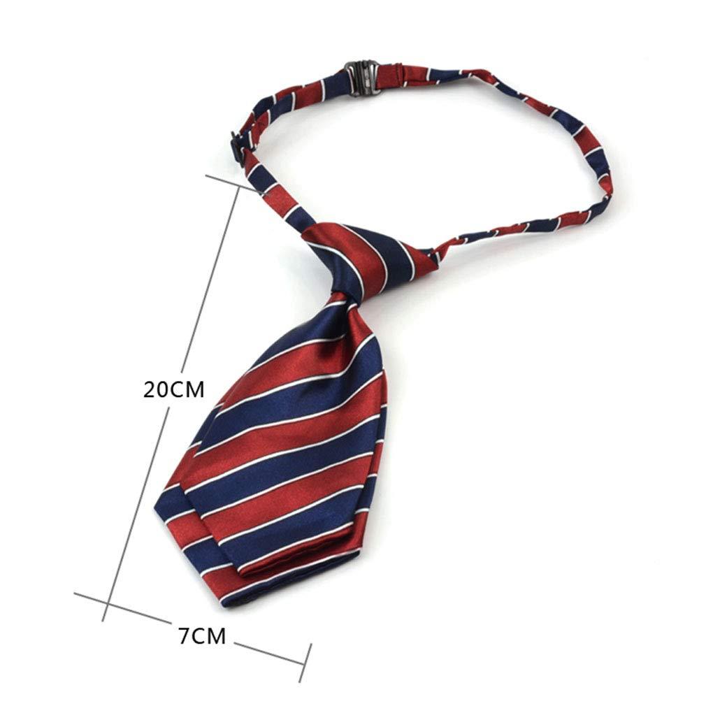 ZHENGLI Versión Coreana de Corbata de Desgaste Profesional Corbata ...