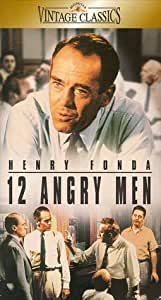12 Angry Men [VHS]
