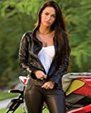 MEGAN FOX Sexy Hot Leather 082 8x10 PHOTO