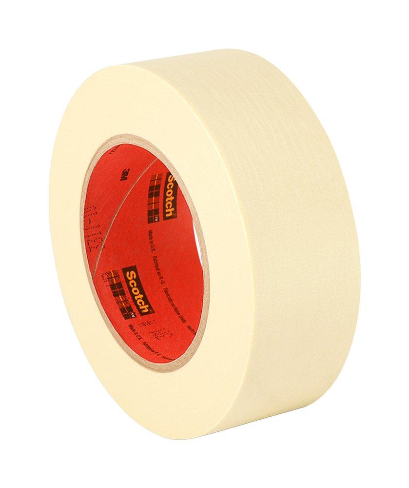 Cheap 3m 201 2 x 60yd general use masking tape 2 x 60 yards ro - Masking tape utilisation ...