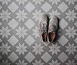 Star Quilt Tiles Stencil - Painting DIY Faux Tile
