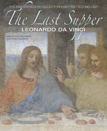 Leonardo da Vinci The Last Supper: The Mastepiece revealed through High Technology (Art) por Haltadefinizione