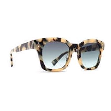 e51c08d333 Image Unavailable. Image not available for. Color  VonZipper BELAFONTE  Cream Tortoise Gloss Vintage Grey Gradient Sunglasses