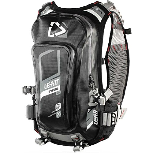 Leatt GPX Trail WP 2.0 Hydration System - Black/Grey/X-Small/2X-Large