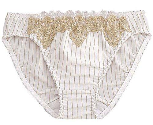 oro Nero Con Giallo in raso in pizzo con 36 Bianco filo Pieghe M in 38 Rosa Aimerfeel plissettato Glamour 34 32 rifiniture S zqBFHF