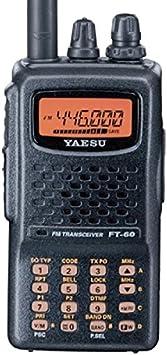 Yaesu Ft 60 R E Vhf Uhf Amateur Handfunkgerät Elektronik