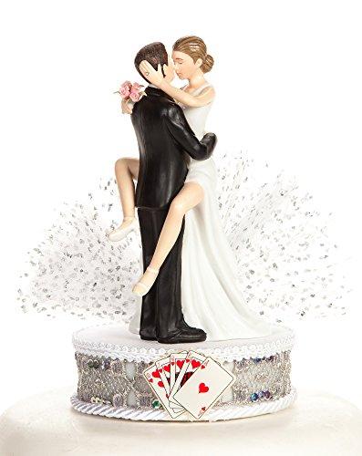 (Wedding Collectibles Funny Sexy Las Vegas Wedding Cake)