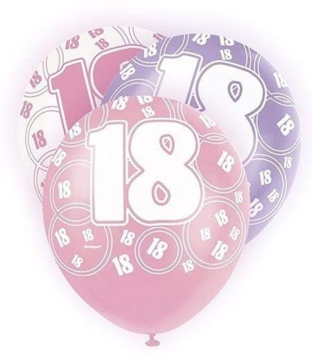 Glitz Party Range - Servilletas para cumpleaños de 18 años ...