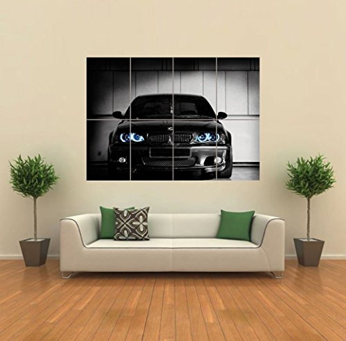 Giants Club (BMW CLUB GEORGIA CAR GIANT POSTER WALL ART PICTURE G818)