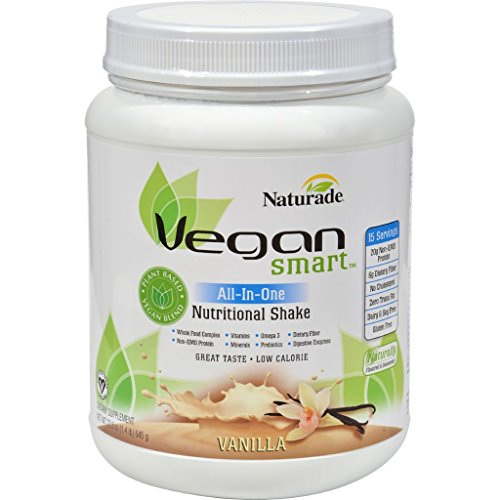 Naturade AllInOne Vegan Vanilla Shake 22.75 oz