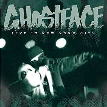 Image result for ghostface killah live cd