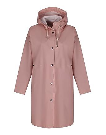 exquisite craftsmanship online shop factory outlet Stutterheim Women's Solna A Line Raincoat - Pale Pink - S ...