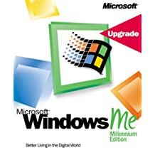 Microsoft Windows Millennium Edition Upgrade with Encryption Coded Software