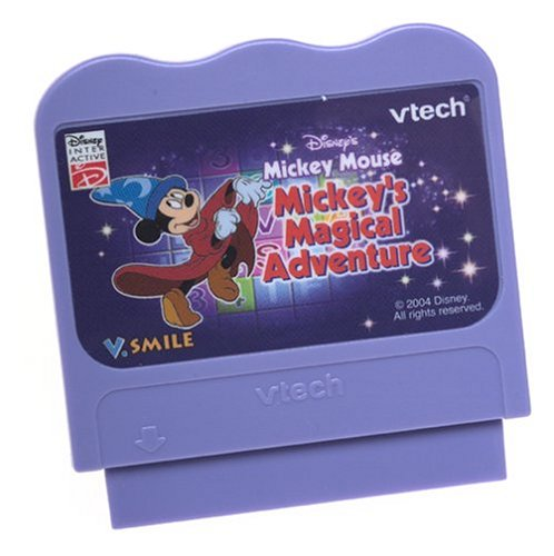 Mickey Mouse V.Smile Smartridge by VTech
