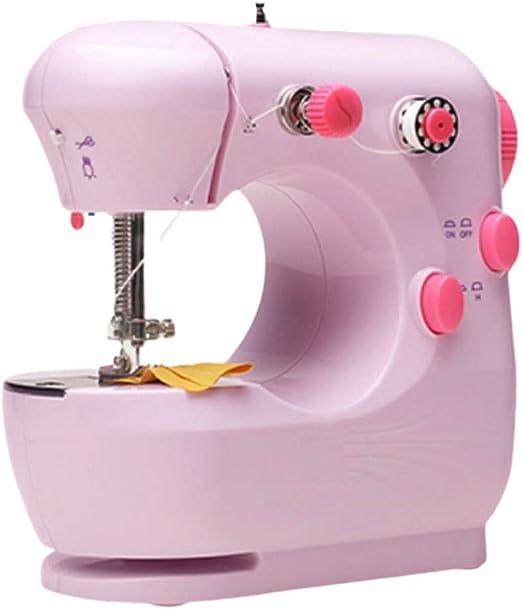 Máquina de coser portátil Máquinas de coser portátiles Mini ...