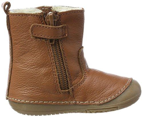 Kickers Baby Jungen Socool Klassische Stiefel Beige (Camel Cho)