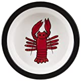 Melia Pet Lobster Ceramic Dog Bowl – Medium, My Pet Supplies