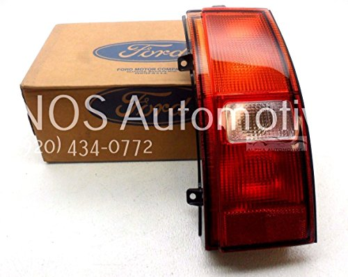 NOS New OEM 1997-1999 Ford Escort Wagon Right Tail Lamp Light Taillight Taillamp ()