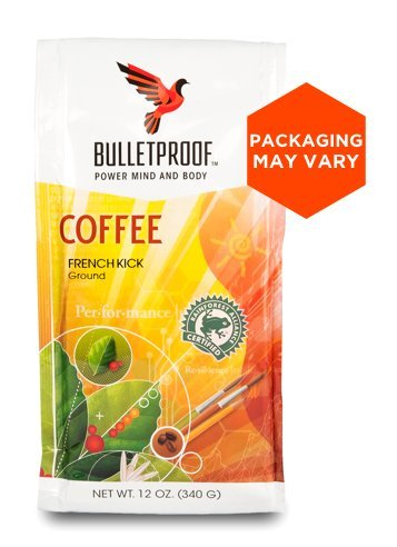 Bulletproof Coffee (French Boot, Ground)