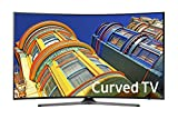 Samsung UN55KU650DF Curved 55-Inch 4K Ultra HD Smart LED TV